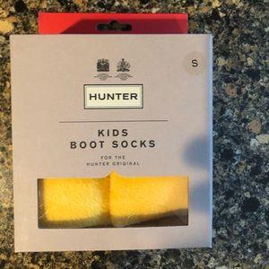 NIB Kids Hunter  Boot Socks!!